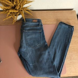 Joie Aegean Mid-rise Skinny Jean Size 25